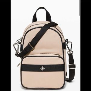 Lululemon NEW Now and Always Convertible Backpack